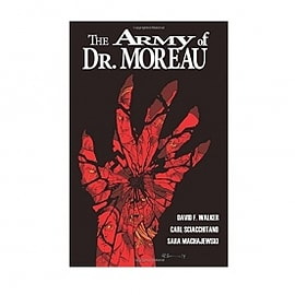 The Army of Doctor Moreau PaperbackBooks