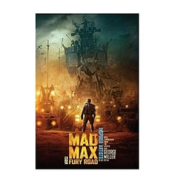 Mad Max Fury Road Inspired Artists Deluxe Edition HardcoverBooks