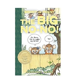 Benny And Penny in The Big No-No Toon Books HardcoverBooks