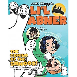 Li'l Abner Volume 7 HardcoverBooks