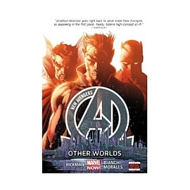 Marvel Now New Avengers Volume 3 Other Worlds PaperbackBooks
