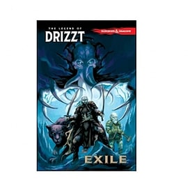 Dungeons & Dragons: The Legend Of Drizzt Volume 2 Exile PaperbackBooks