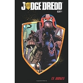Judge Dredd Volume 4Books