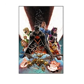 DC Comics Earth 2 Worlds End Volume 1 PaperbackBooks