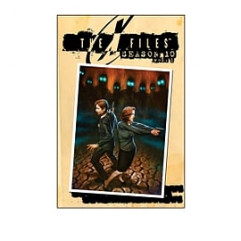 X-Files Season 10 Volume 1 Paperback Graphic NovelBooks