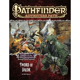 Pathfinder Adventure Path: Wrath of the Righteous Part 2 - Sword of ValorBooks