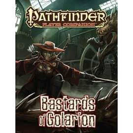 Pathfinder Player Companion: Bastards of GolarionBooks