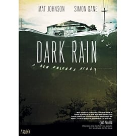 DARK RAIN A NEW ORLEANS STORY HC (MR)Books