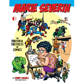 Marie Severin: The Mirthful Mistress of ComicsBooks