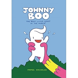 Johnny Boo Book 1: The Best Little Ghost In The WorldBooks