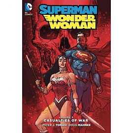 Superman/Wonder Woman Volume 3: Casualties Of WarBooks