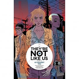 They're Not Like Us: Us Against You (Volume 2) - PaperbackBooks