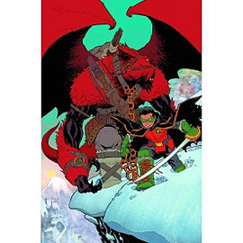 Robin Son Of Batman: Volume 1: Year Of Blood HardcoverBooks