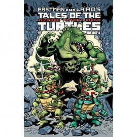 Tales Of Teenage Mutant Ninja Turtles Volume 8Books
