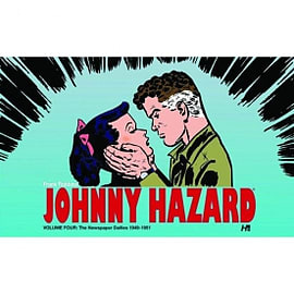 Johnny Hazard The Newspaper Dailies, Volume 4 (1949-1951)Books