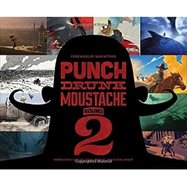 Punch Drunk Moustache 2Books