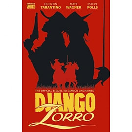Django/Zorro HardcoverBooks