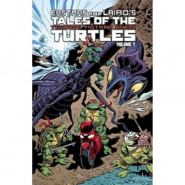 Tales Of The Teenage Mutant Ninja Turtles Volume 7Books
