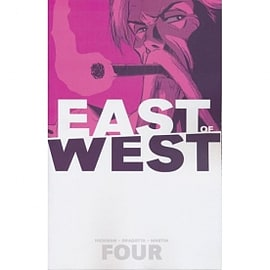 East of West Volume 4 Who Wants War?Books
