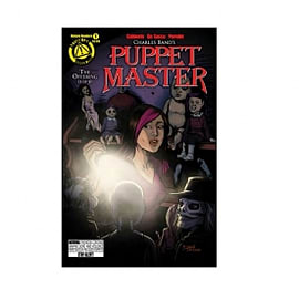 Puppet Master The Offering PaperbackBooks