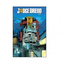 Judge Dredd Volume 7 PaperbackBooks