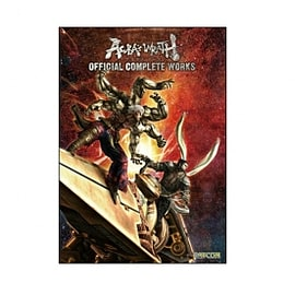 Asura's Wrath Official Complete Works PaperbackBooks