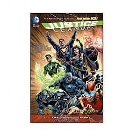 DC Comics Justice Volume 5 Forever Heroes New 52 PaperbackBooks