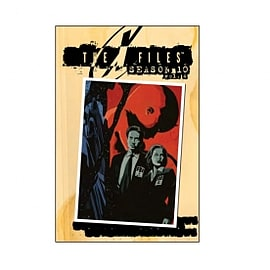 X-Files Season 10 Volume 4 HardcoverBooks