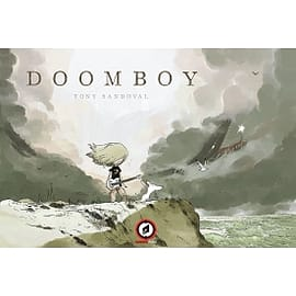 Doomboy Volume 1 HardcoverBooks