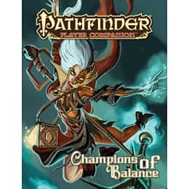 Pathfinder Player Companion: Champions of BalanceBooks