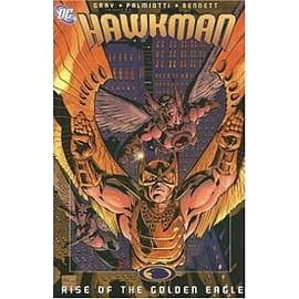 HAWKMAN TP VOL 04 GOLDEN EAGLEBooks