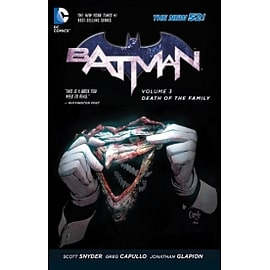 Batman Volume 3: Death of the Family TP (The New 52)Books