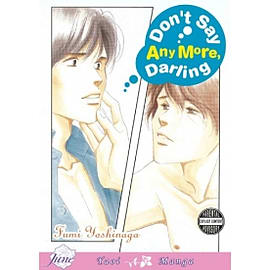 Don't Say Anymore Darling (Yaoi)Books