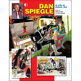 Dan Spiegle: A Life In Comic ArtBooks