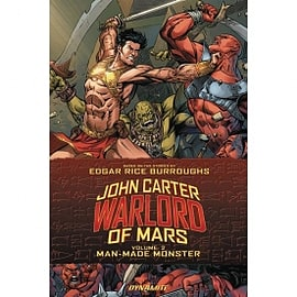 John Carter Warlord: Volume 2: Man Made MonsterBooks