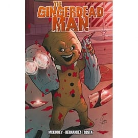 Gingerdead Man Baking BadBooks
