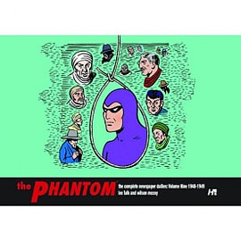 The Phantom Complete Dailies: Volume 9: 1949 -1950 HardcoverBooks