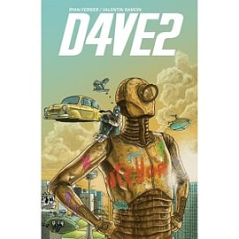 D4VE2 Volume 2Books