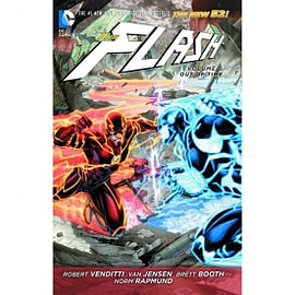 Flash Volume 6 Out Of Time TPBooks
