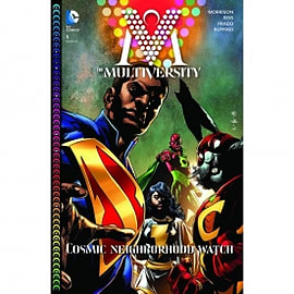 Multiversity Deluxe Edition HardcoverBooks