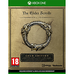 The Elder Scrolls Online GOLD EDITIONXbox One