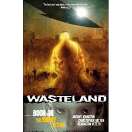 Wasteland Book 6: The Enemy WithinBooks