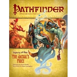 Pathfinder Adventure Path: Legacy Of Fire #3 - The Jackal's PriceBooks
