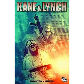 Kane And Lynch TPBooks