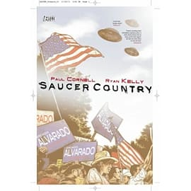 Saucer Country Volume 1: Run TPBooks