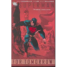Superman For Tomorrow TP Vol 01Books
