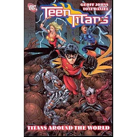 Teen Titans TP Vol 06 Titans Around The WorldBooks
