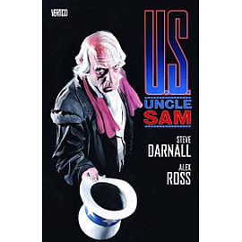 Uncle Sam Deluxe HCBooks