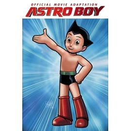 Astro Boy: Movie AdaptationBooks
