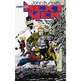 Compleat Next Men Volume 1Books